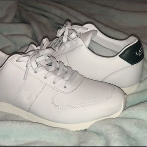 woman's ralph lauren sneakers